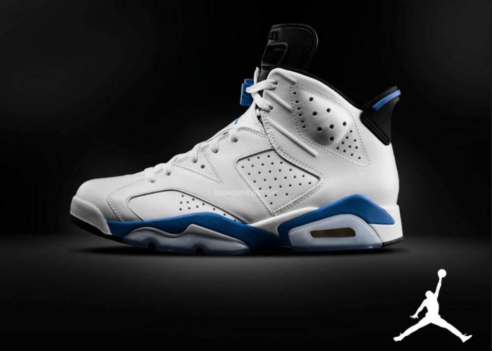best sneakers 7c22f 9fe6b Air Jordan Retro 6