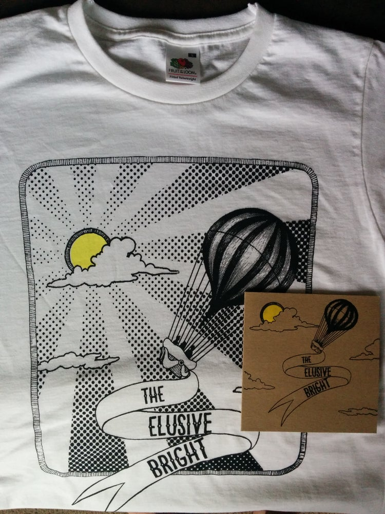Image of T-shirt and EP deal