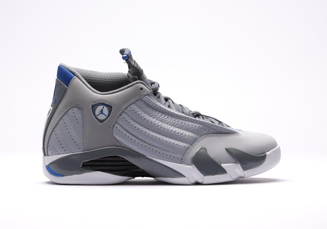Air Jordan 14 Retro 'Wolf Grey