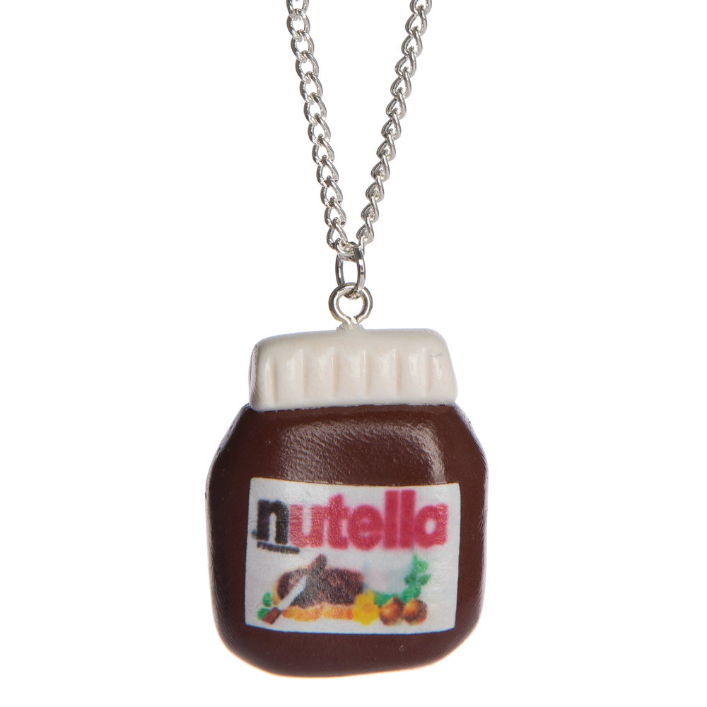 Image of Nutella Necklace/Keyring