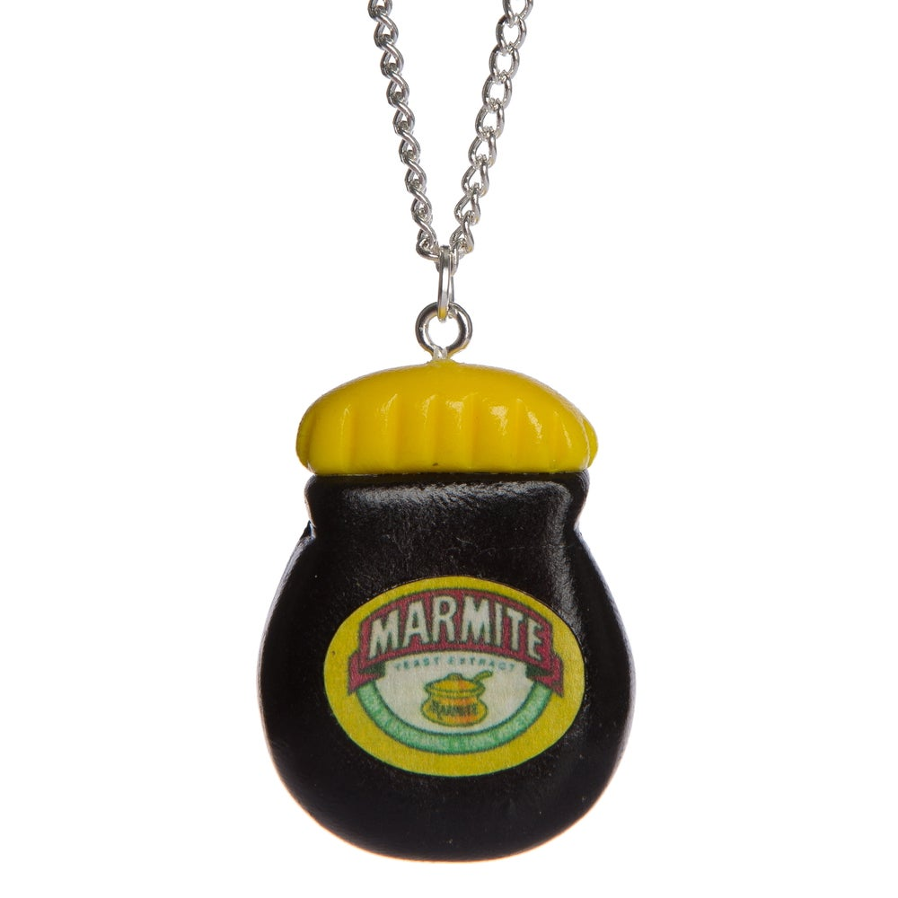 Image of Marmite Necklace/Keyring