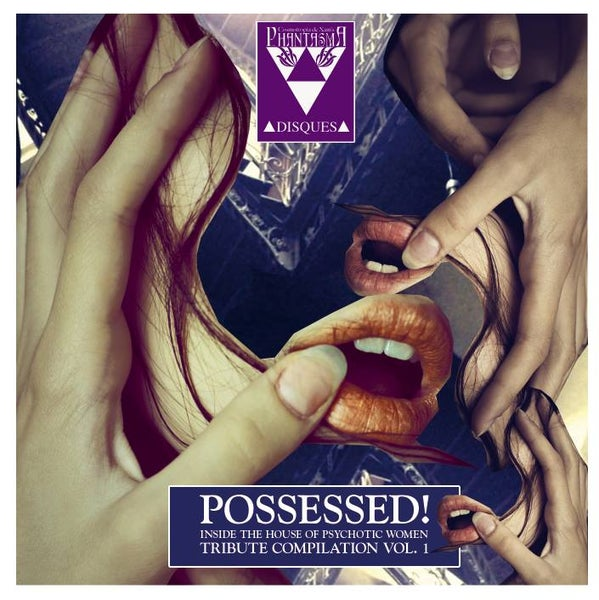 Image of PD-125 Various Artists - POSSESSED House Of Psychotic Woman Tribute Vol. 1 CDR+Digital