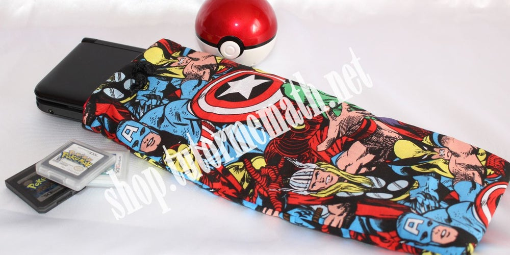 Image of Hero Sandwich FBT Calculator/Pencil Pouch