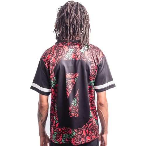 Image of 'Rxse' Tshirt (JetBlack)