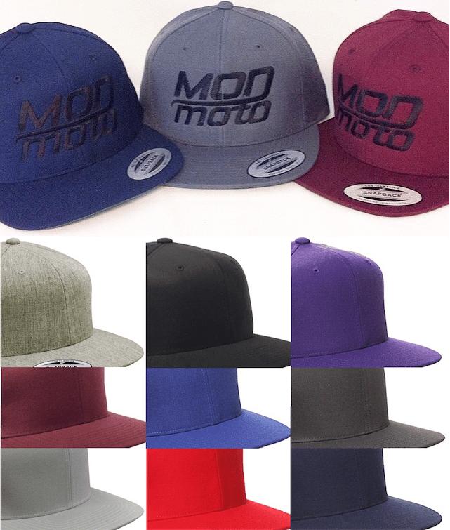 Image of MOD moto Snapback