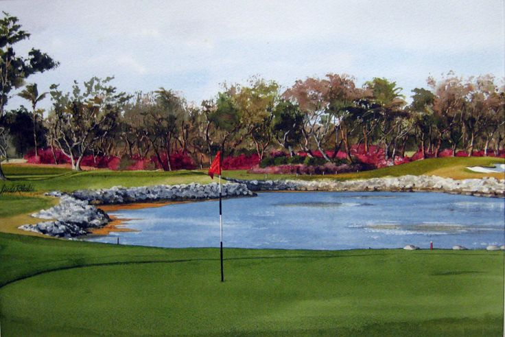 "Image of ""Ocean Reef Golf"""