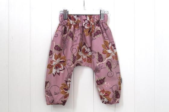 Image of Boheme Floral - Boho Harem Pants