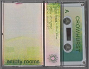 Image of Crowhurst - Empty Rooms (GT003)