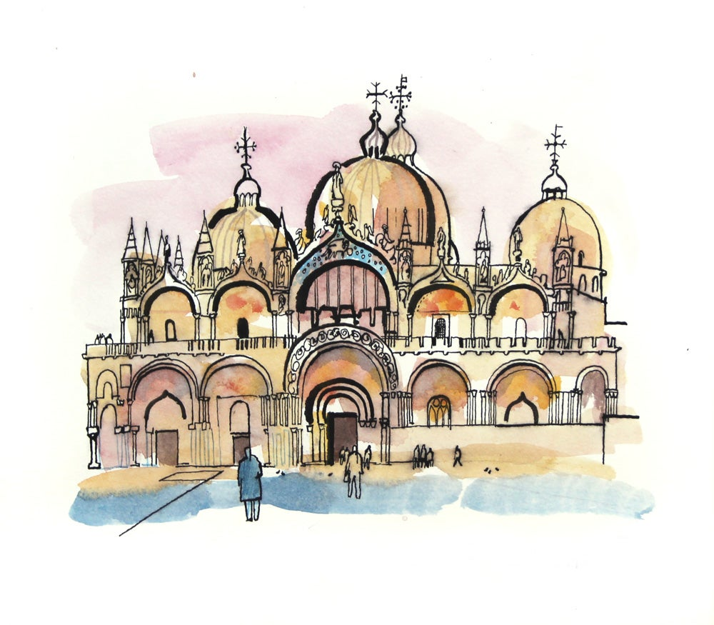 Image of St Mark's Basilica