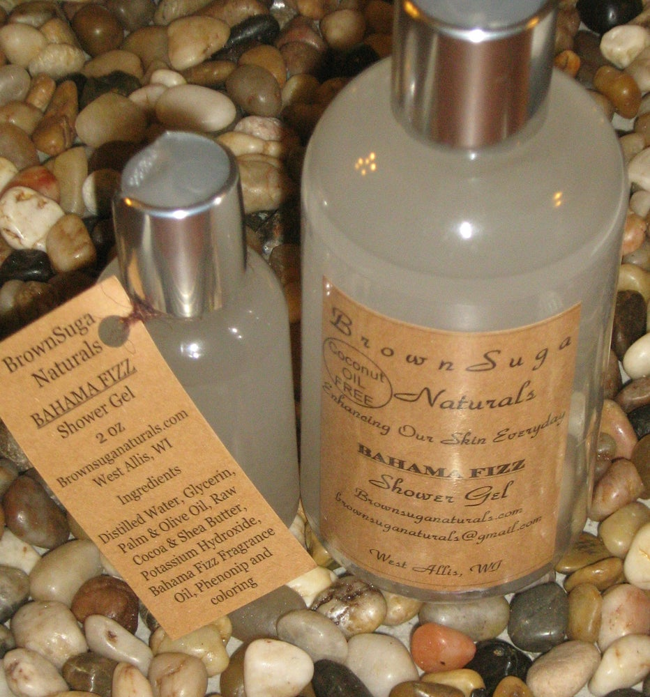 Image of COCONUT OIL FREE / Shower Gel
