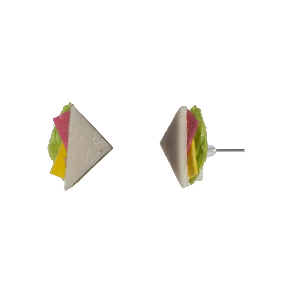 Image of Sandwich Earrings