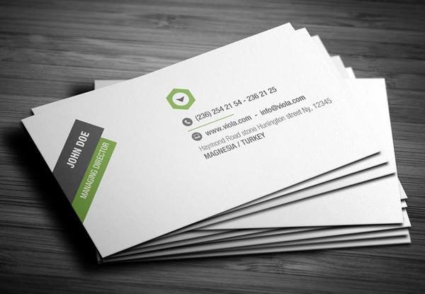 A1businesscards Matte Business Cards