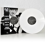 "Image of ELECTROSEXUAL Feat. Scream Club "" Break You Nice white vinyl"