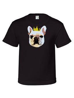 "Image of Kids ""King County"" Tee"