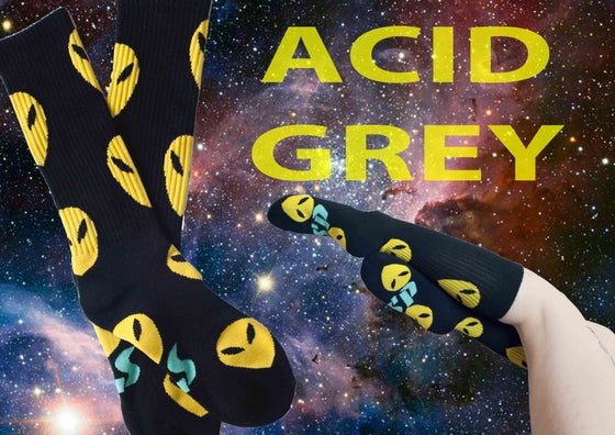 Image of Acid grey