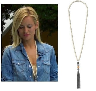 Image of Revival Tassel Necklace
