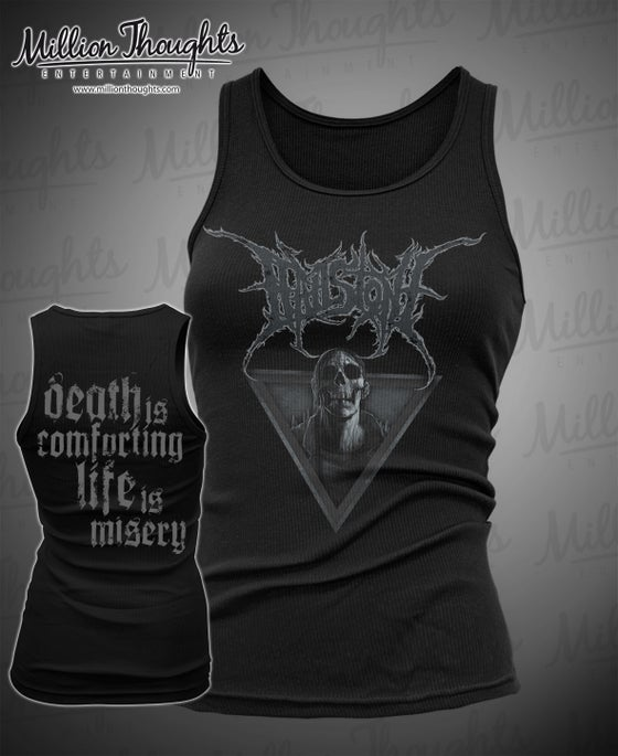 "Image of Tanktop (Girlie) ""Zombie Death"""
