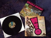 Image of MZO! KRAKA BOOM .. Dumb In The Face Of Doom LP