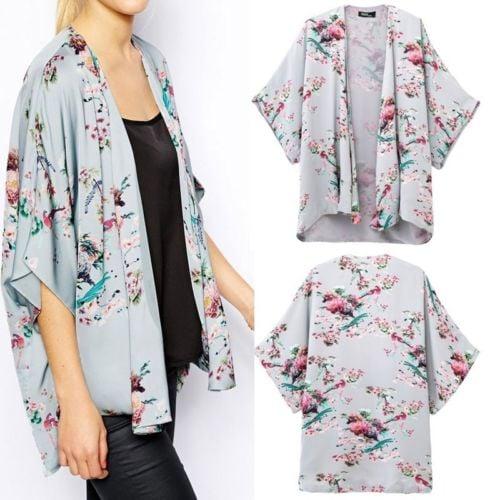 Image of Birds of the Orient Kimono