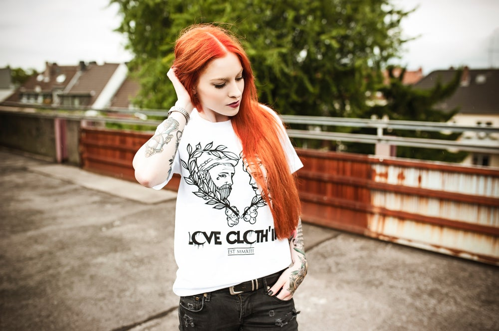 Image of LOVE CLOTH'INK LOVE CLOTHES