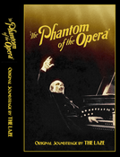 Image of The Phantom of the Opera - Cassette