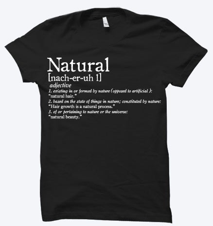 Image of Natural Definition