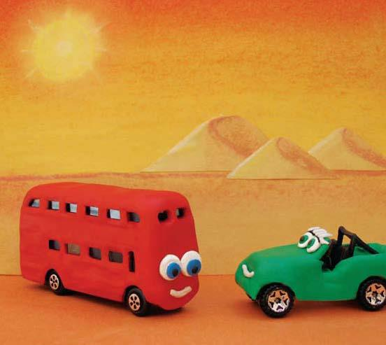Bradley the Bus in Egypt - Poster
