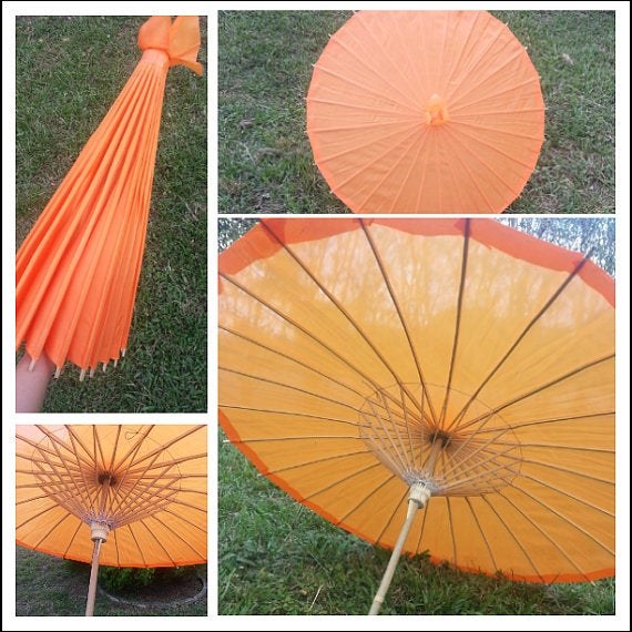 Image of Nylon parasols