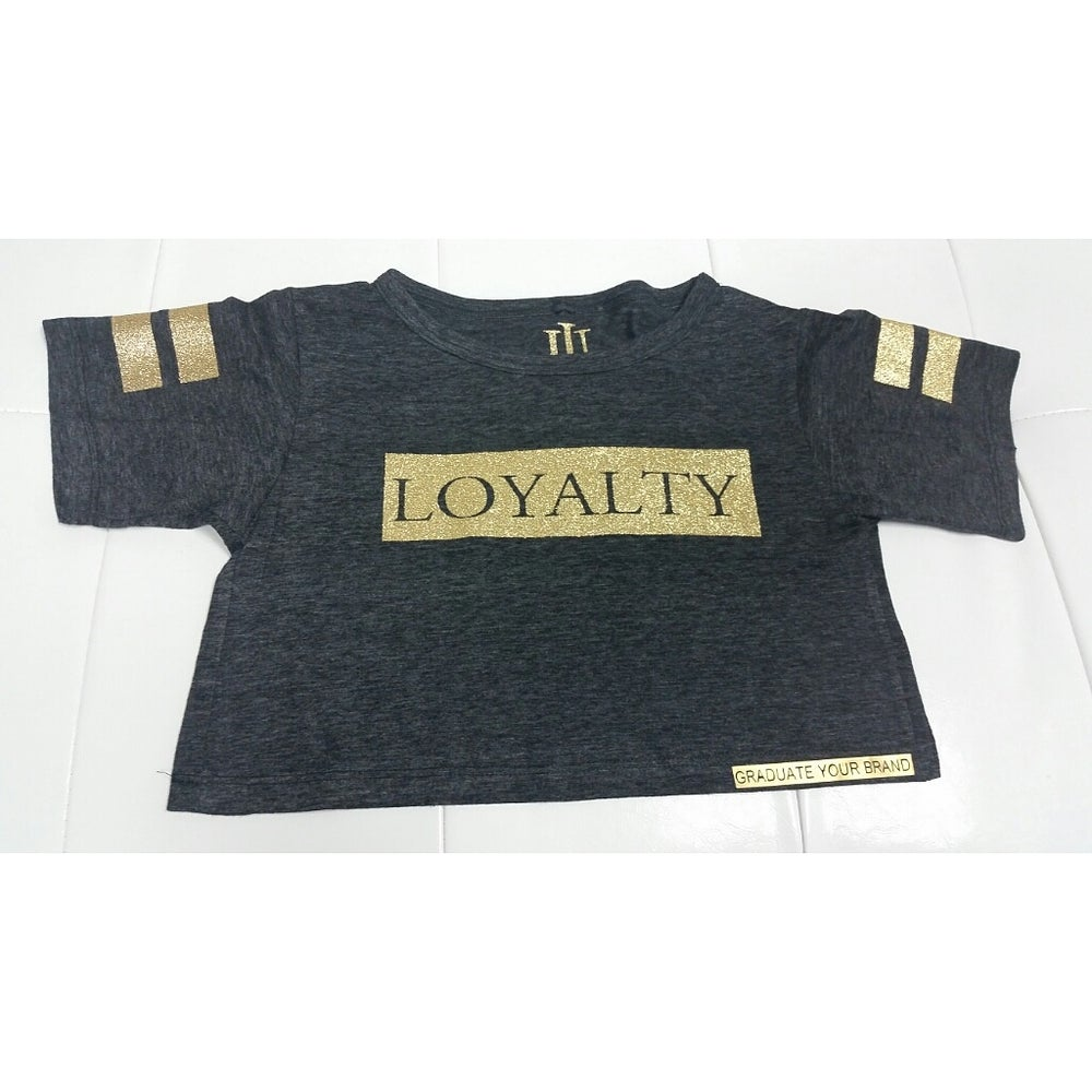 "Image of ""Loyal"" Crop-Top"