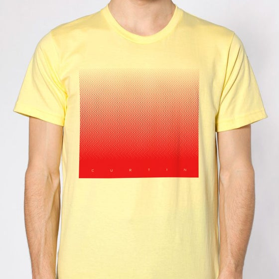 Image of Curtin Pattern Tee