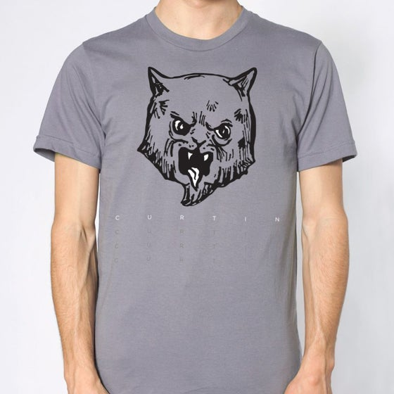 Image of Curtin Cat Tee