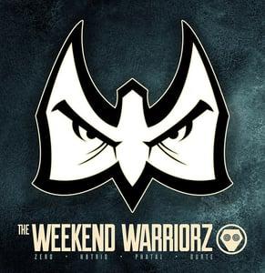 Image of Weekend Warriors CD (Durte, Zero, H8TRiD, Phatal)