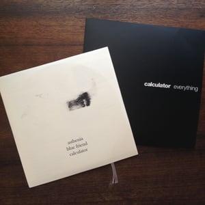 Image of Japanese Discography + Split CD