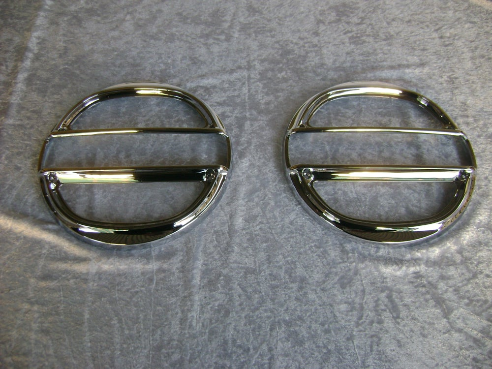 Image of FORD XT TAIL LIGHT BEZELS RC10002