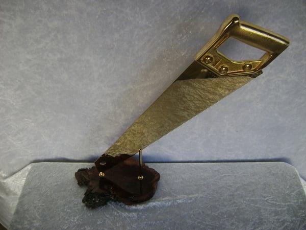 Image of GOLD SAW PRESENTATION EG20001