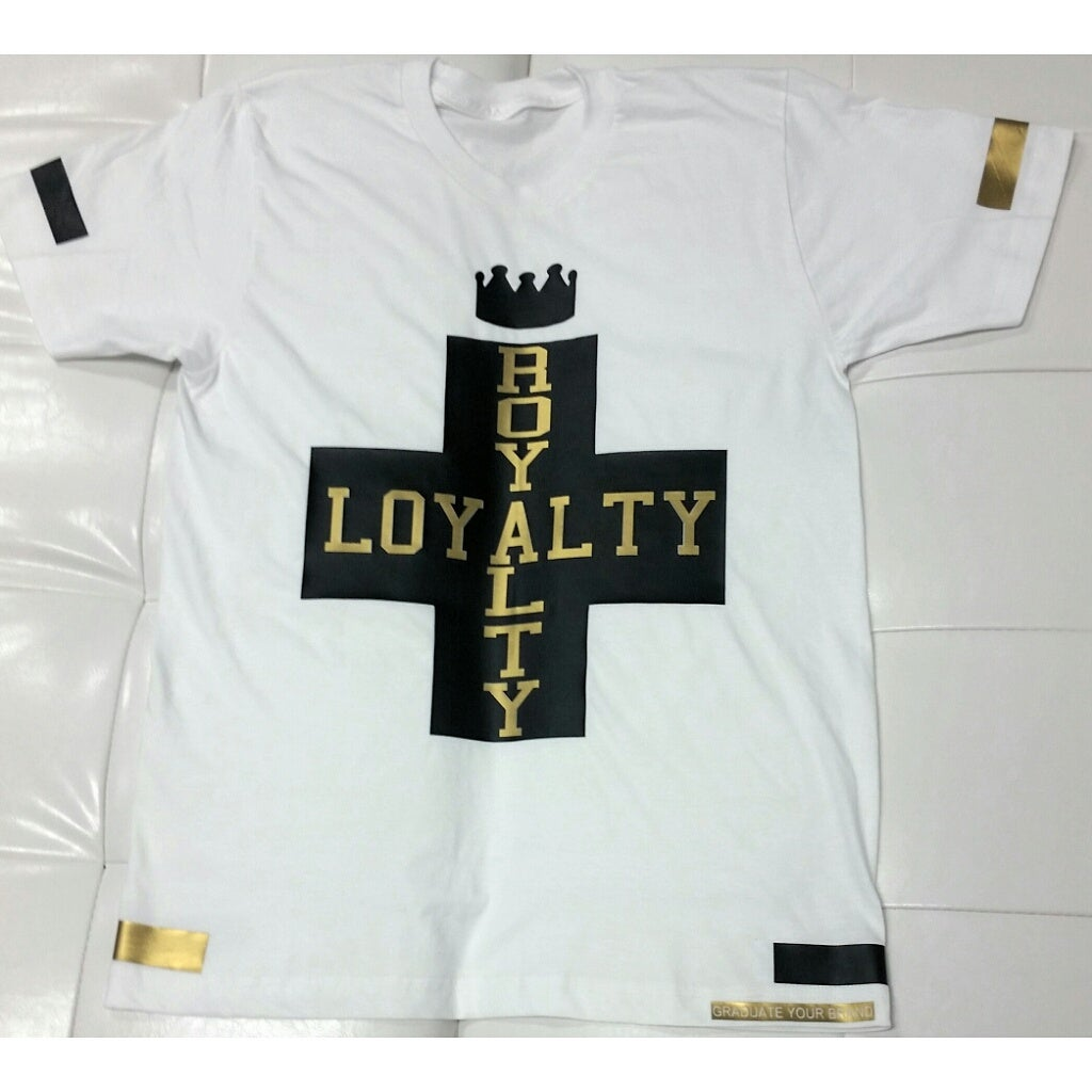 Image of Loyalty University Royalty Tee