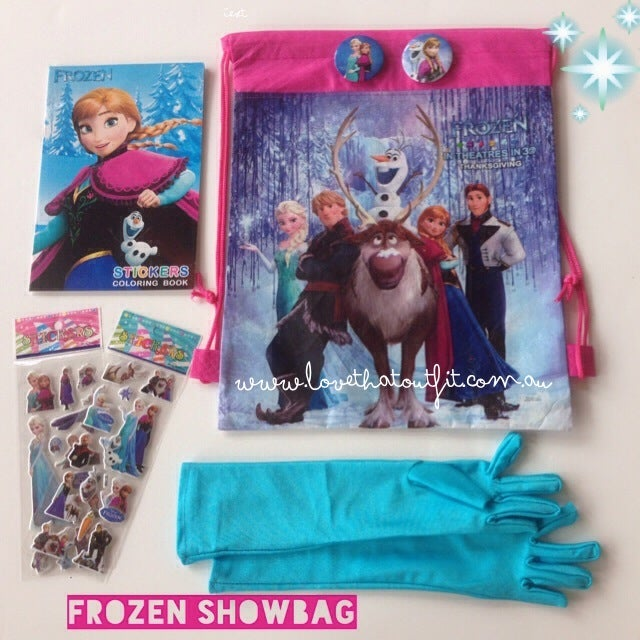 Image of Frozen Show Bag  - SPECIAL 2 for $18