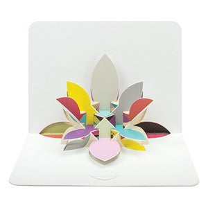 Image of Popup Flower - FORM