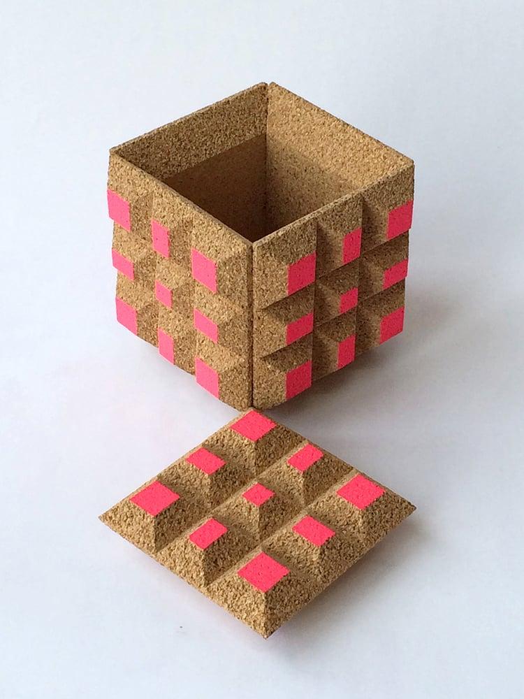 Image of Cork Box