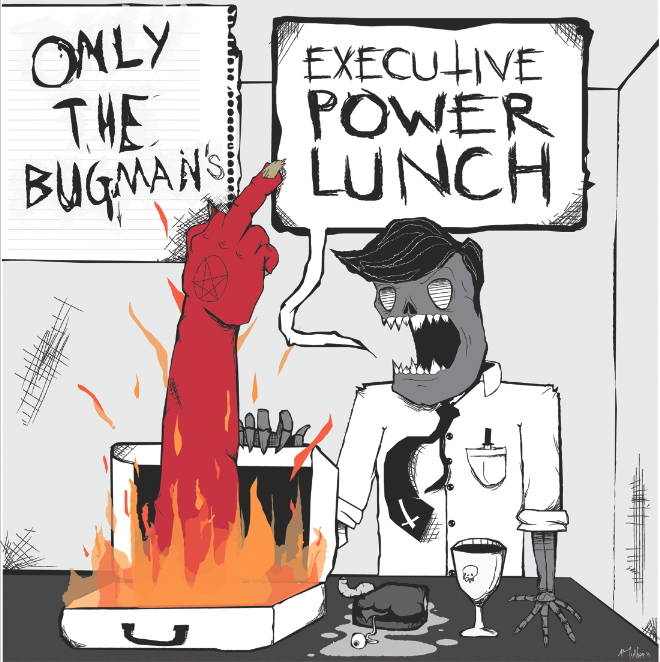 Image of Only The Bugman - EXECUTIVE POWERLUNCH