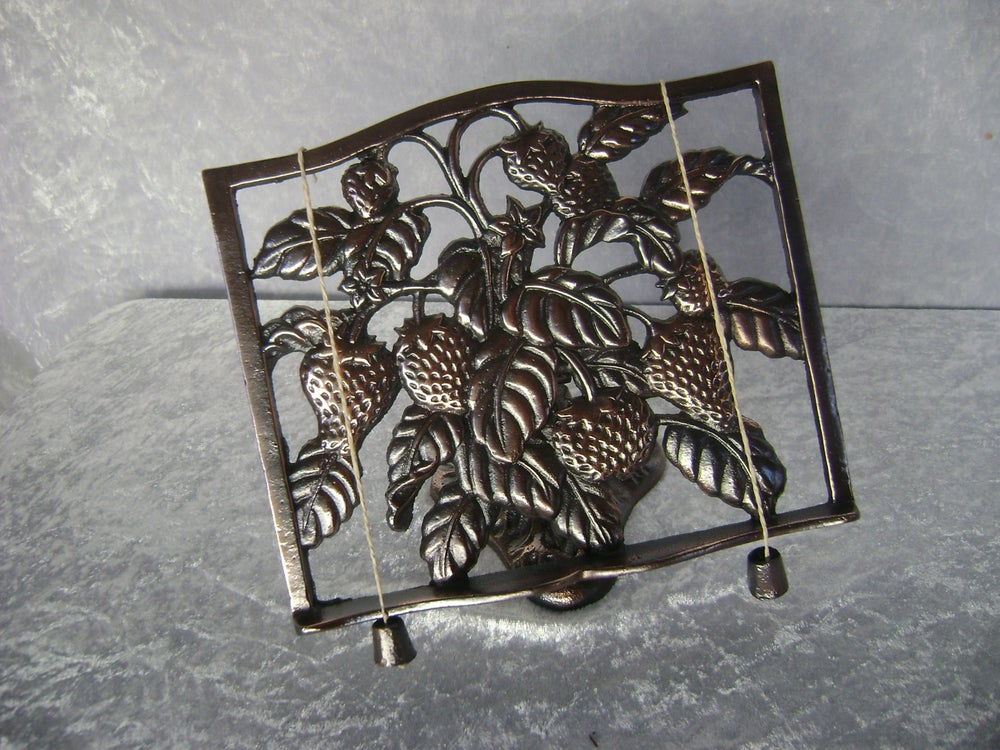 Image of RECIPE BOOK STAND - ANTIQUE COPPER UG50003