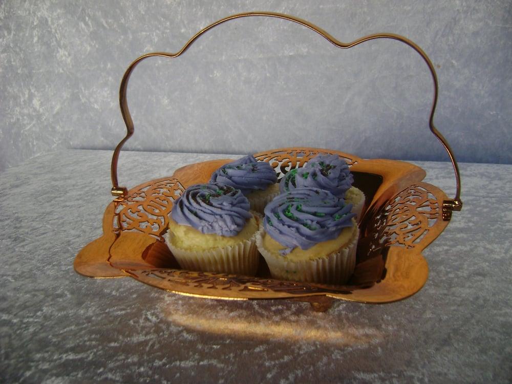 Image of CAKE TRAY - CANDY ORANGE UG50004