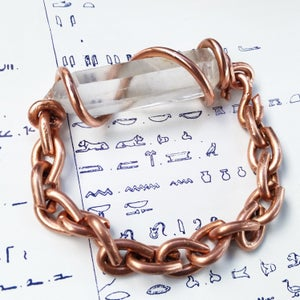 Image of Set Crystal Bracelets (Power Bracelets)
