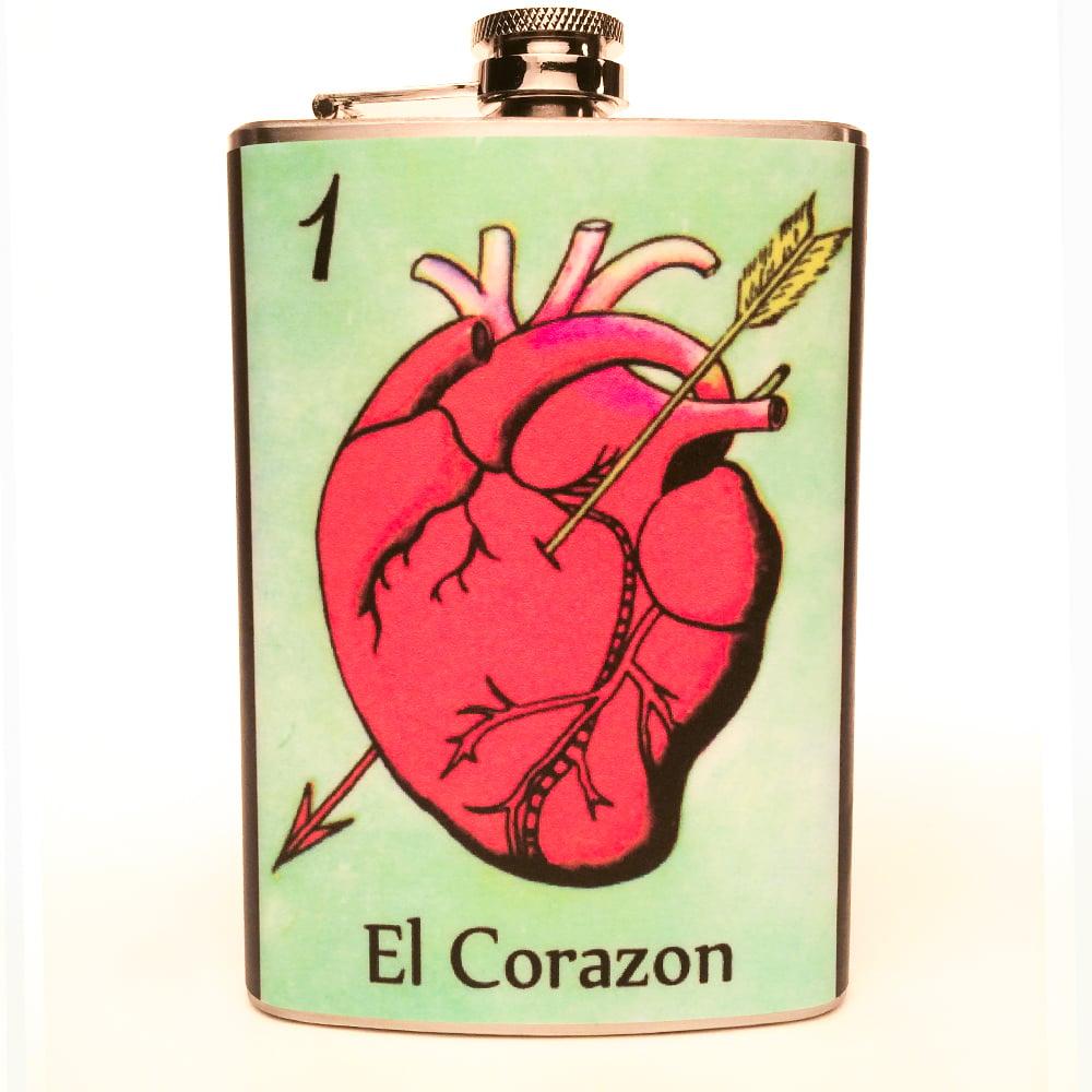 Image of El Corazon