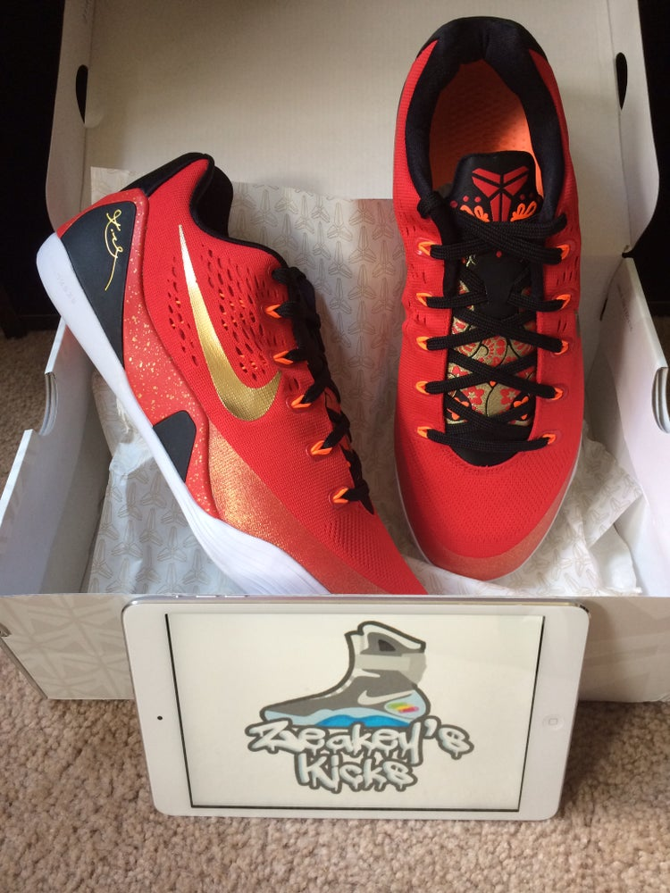 bf7df83bf9c Zeakey s Kicks — Kobe XI 9 Elite Low