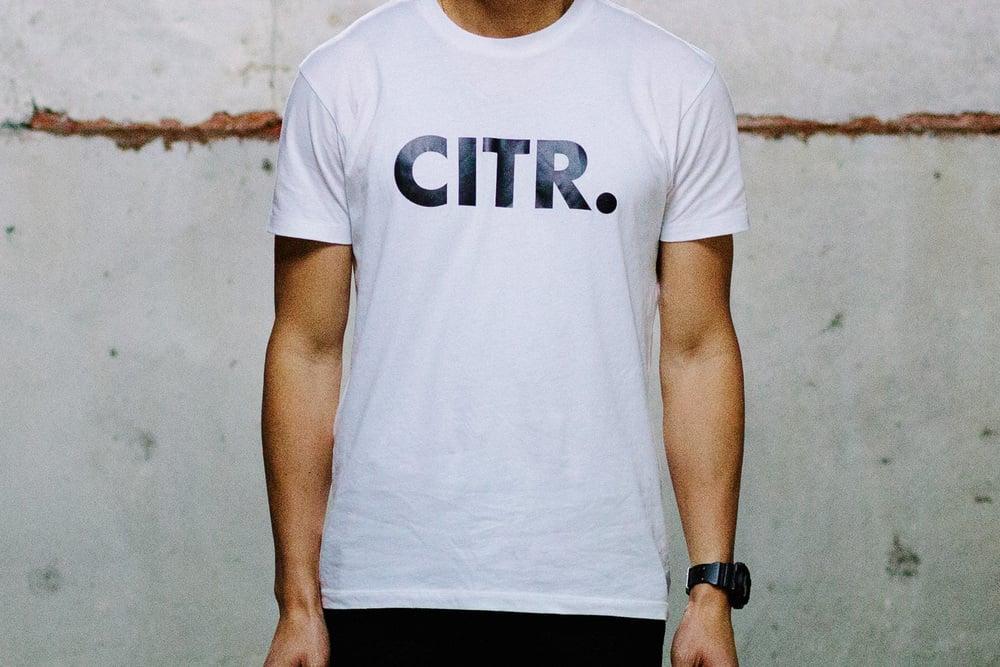 Image of CITR. T-shirt