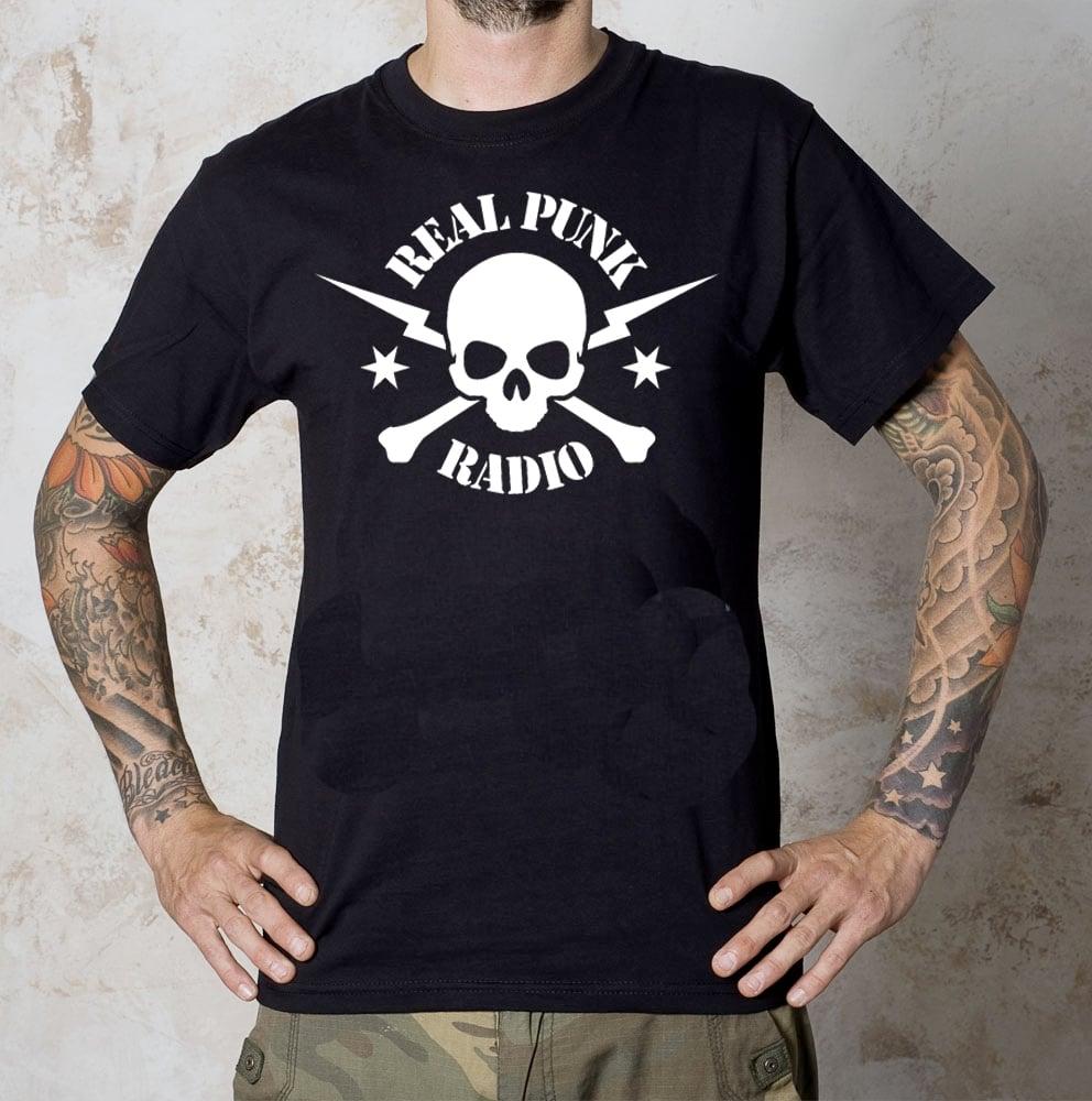 Image of Real Punk Radio T-Shirt