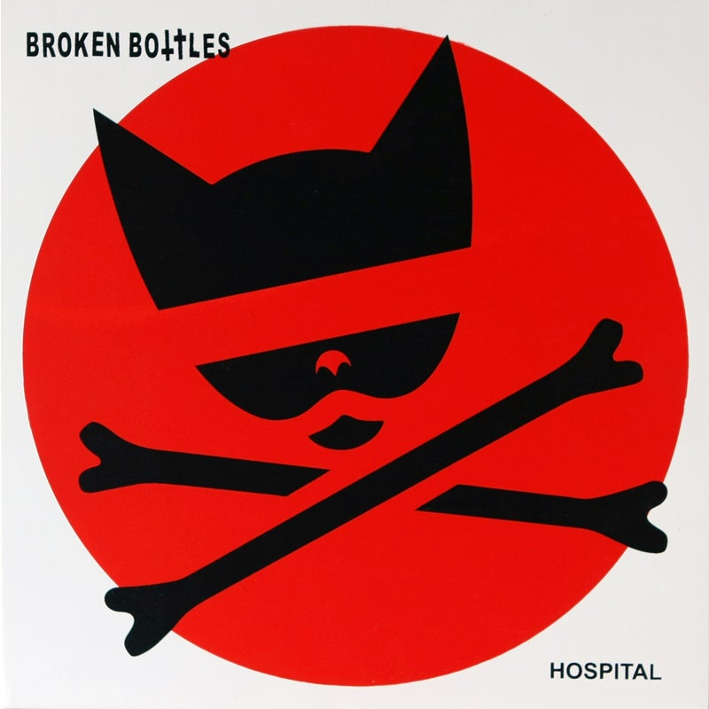 Image of BROKEN BOTTLES HOSPITAL Vinyl Gatefold