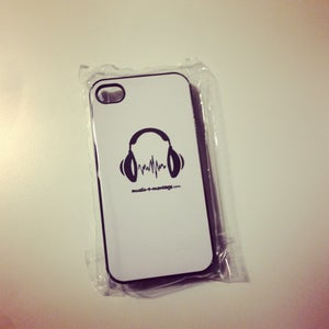 Image of M4M iPhone case