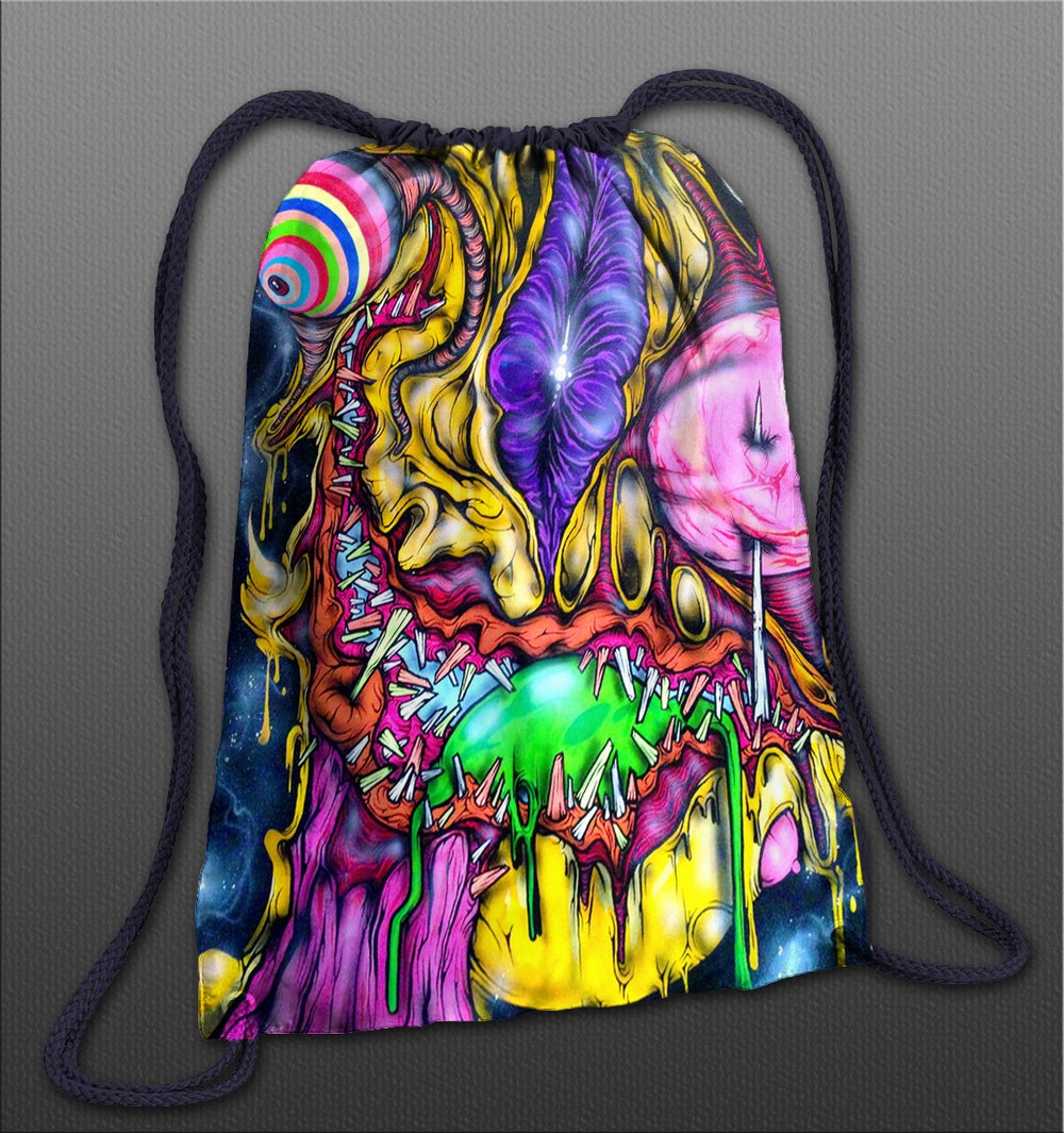 Image of Get It Twisted Cinch Bag